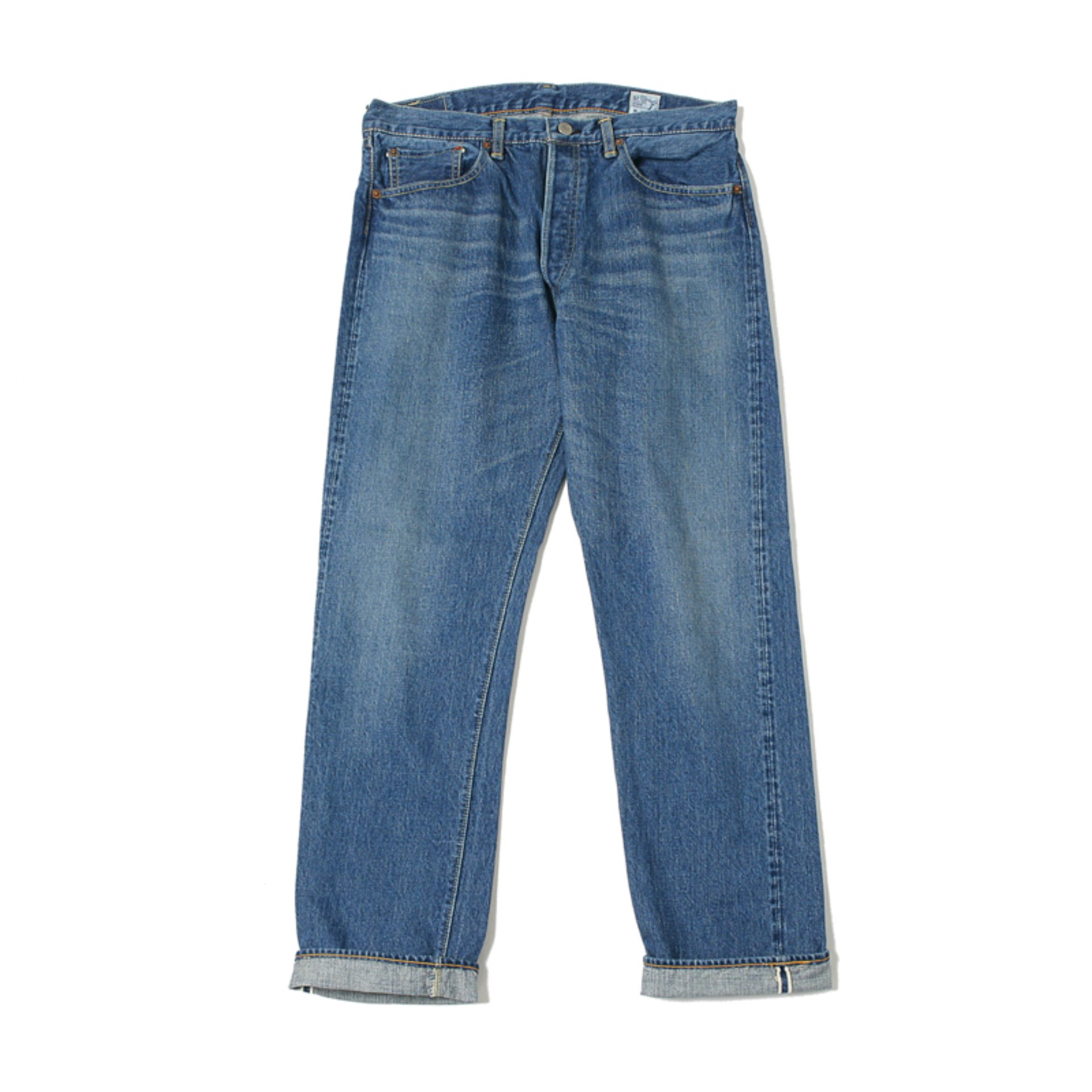 (Restock)ORSLOW 105W SELVEDGE(2YEARS WASHED)