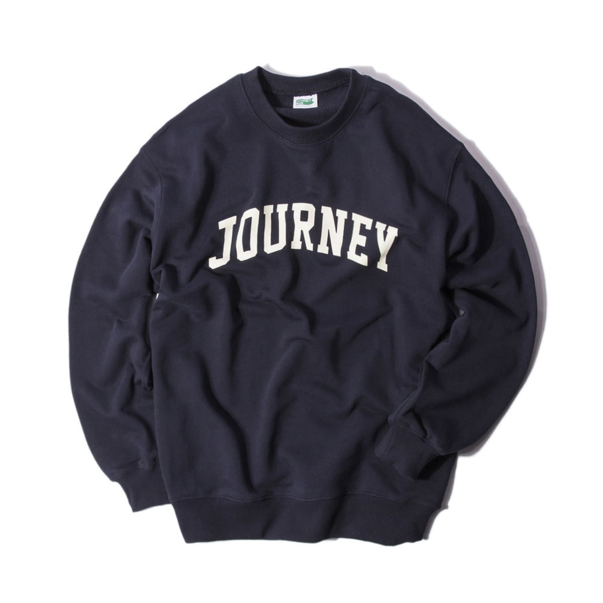 "COLLEGE COLLECTIONSTANDARD FIT""JOURNEY LOGO""(NAVY)"