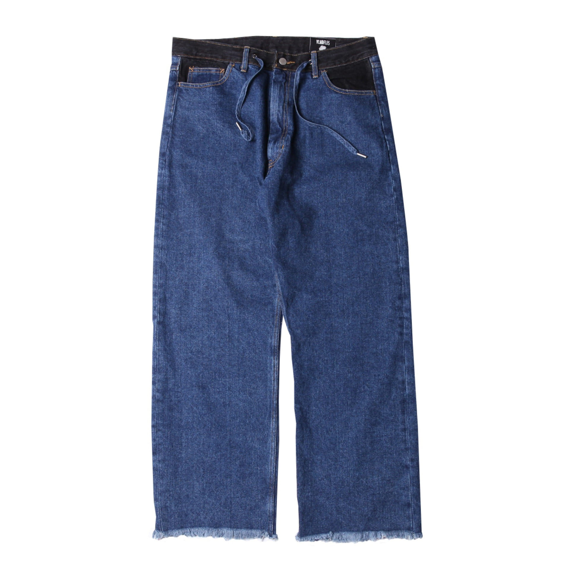 ARRANGEMENT DENIM PANTS(Vintage Indigo)