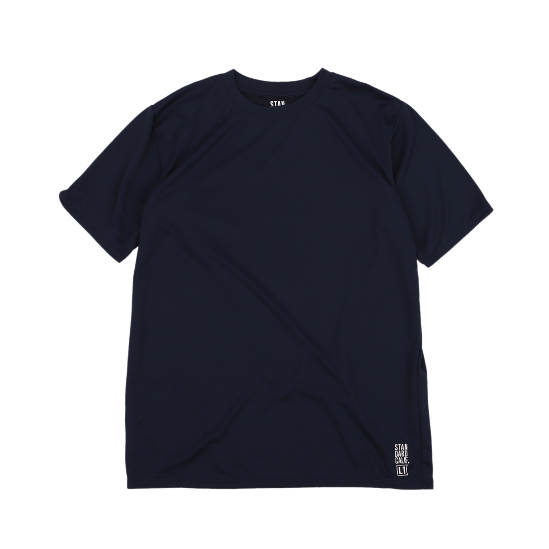 SD TECH DRY DAILY FIST LAYER SS DLS L1(NAVY)
