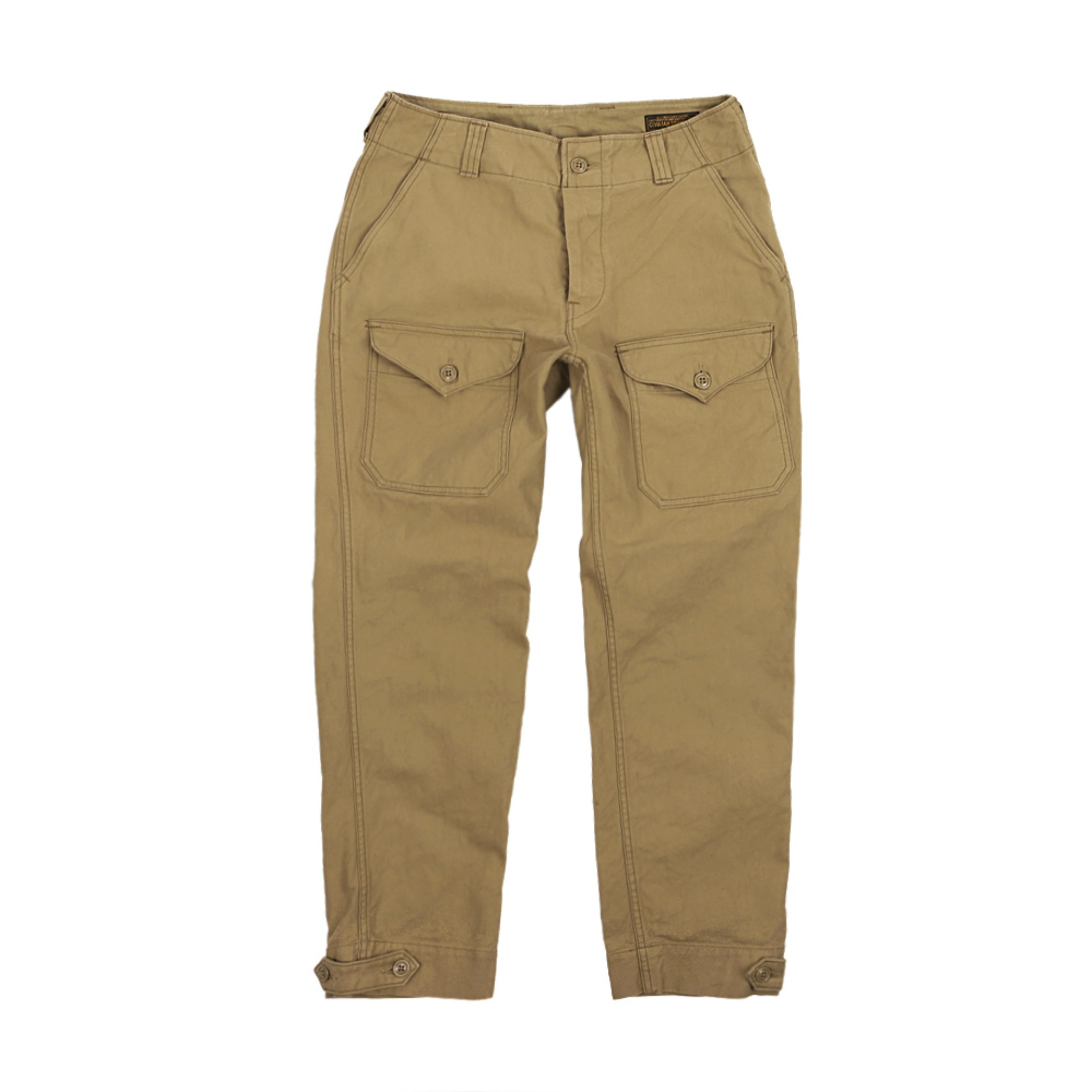 "[The Union Special Overalls]""S-8 Aviator"" Trouser(Beige)"