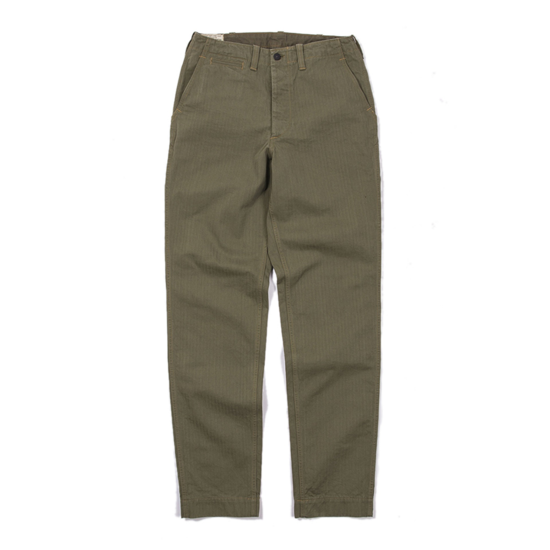 "[The Union Special Overalls]""M-1942"" Trouser(Olive)"