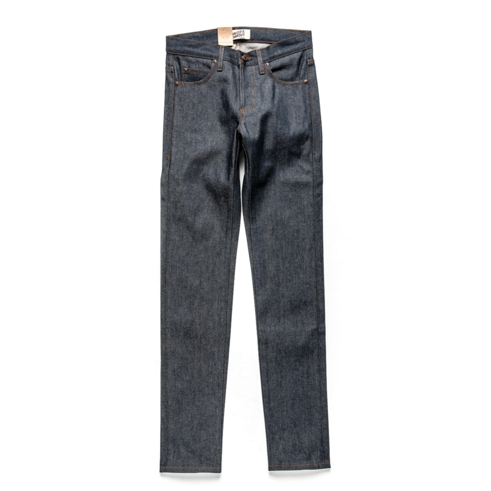 SUPERGUY NATURAL INDIGO SELVEDGE