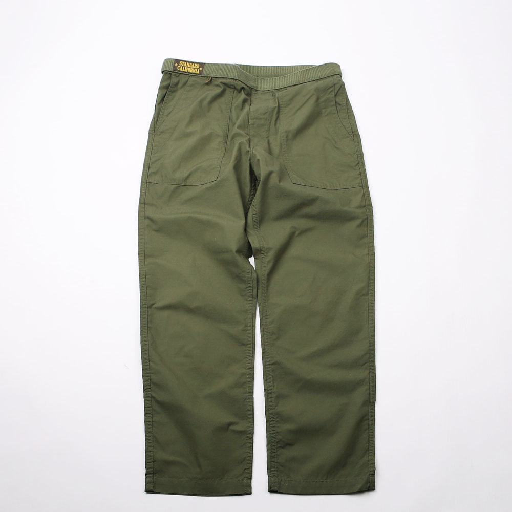 SD Easy Fatigue Pants (Olive)