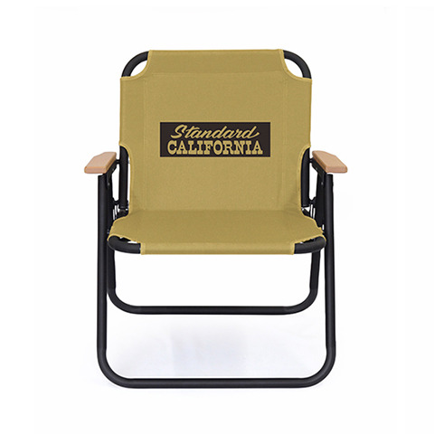SD Folding Chair One-Seater (Koyote Tan)