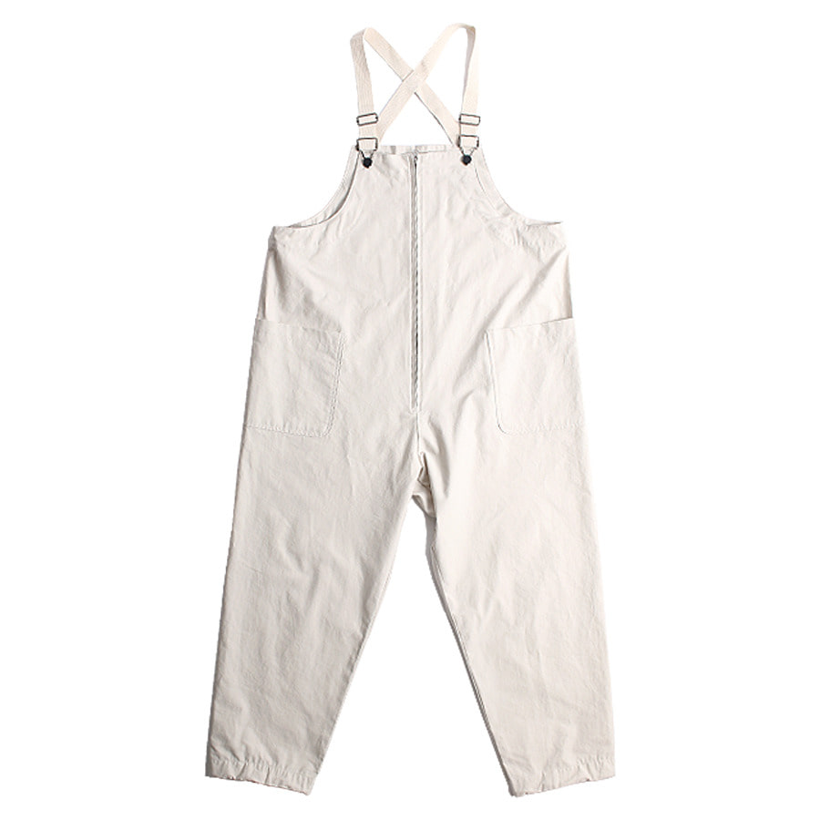DARENIMO X JOURNEYMAN ALL WEATHER DECK OVERALL (ivory)
