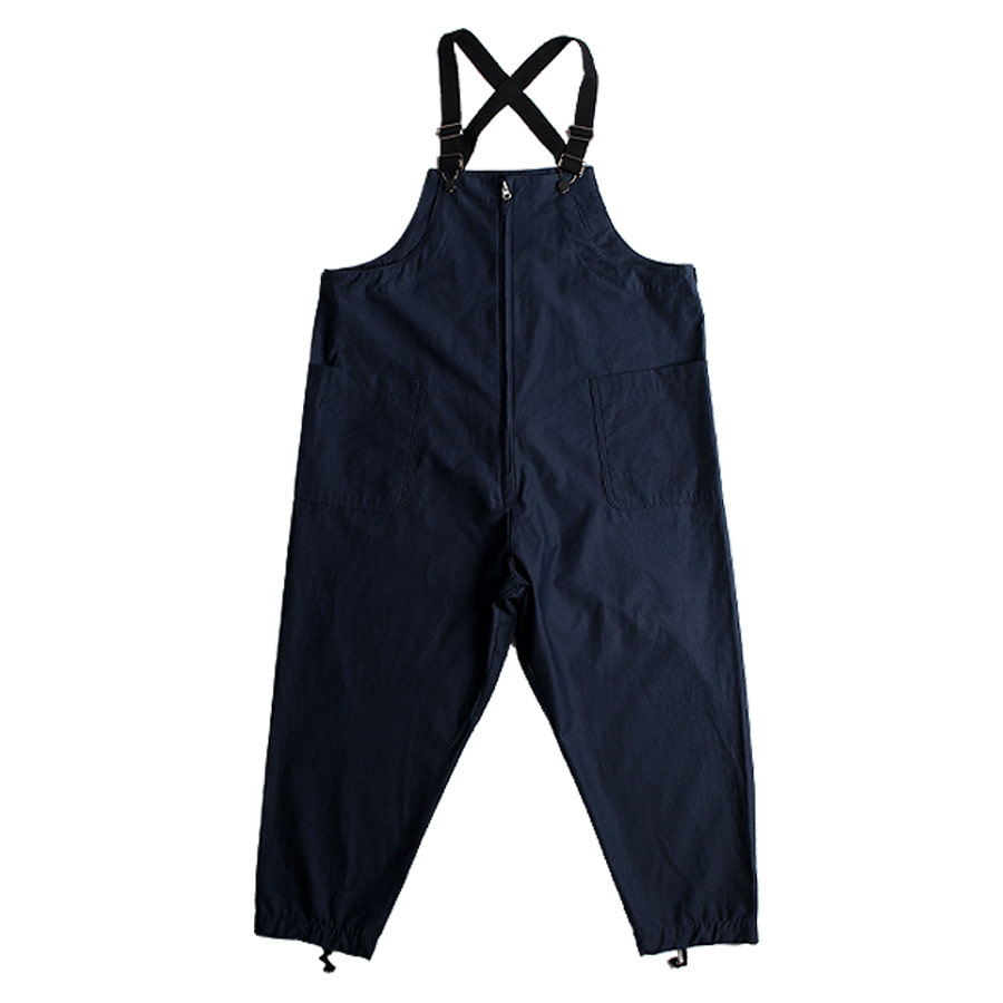 DARENIMO X JOURNEYMAN ALL WEATHER DECK OVERALL(Navy)