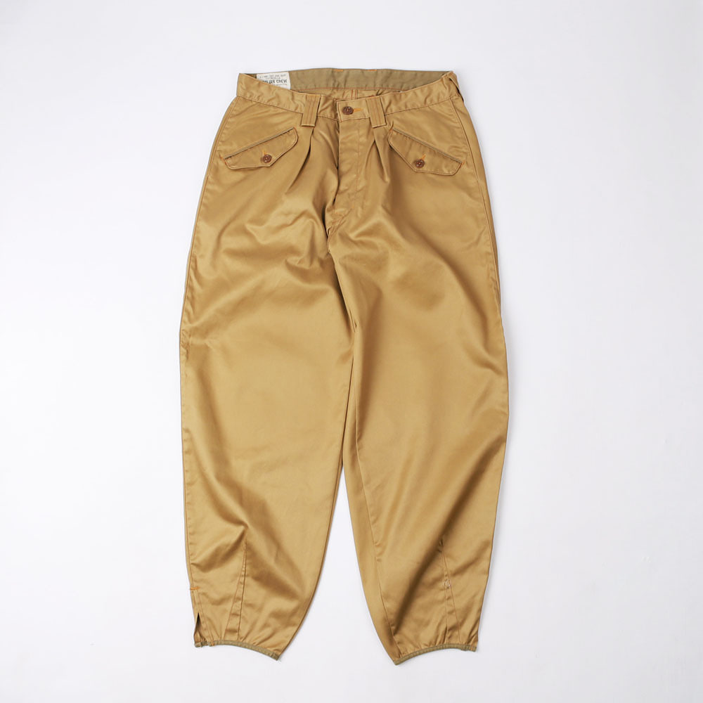 "[Union Special Overalls]Military Trousers""MOUNTAIN TROUSERS""(Beige)"