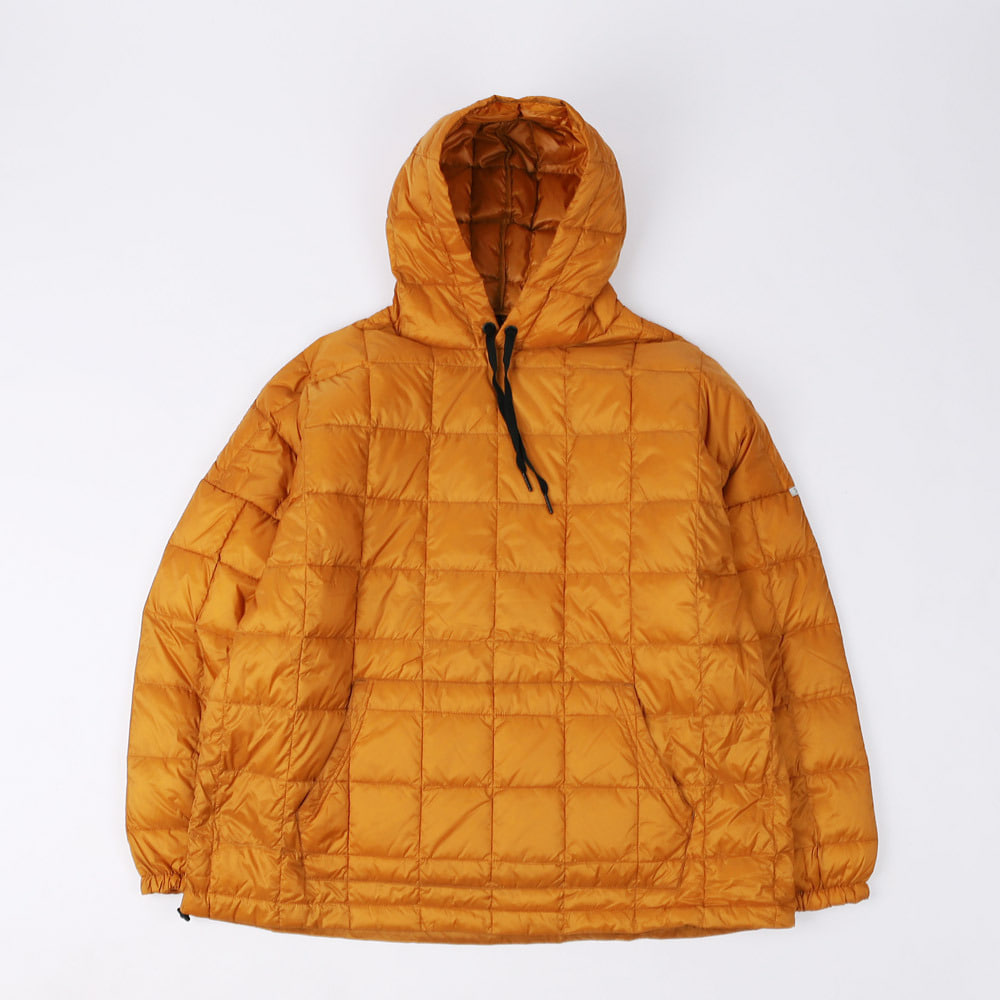 OVERSIZE DOWN Pull Over PK (Orange)