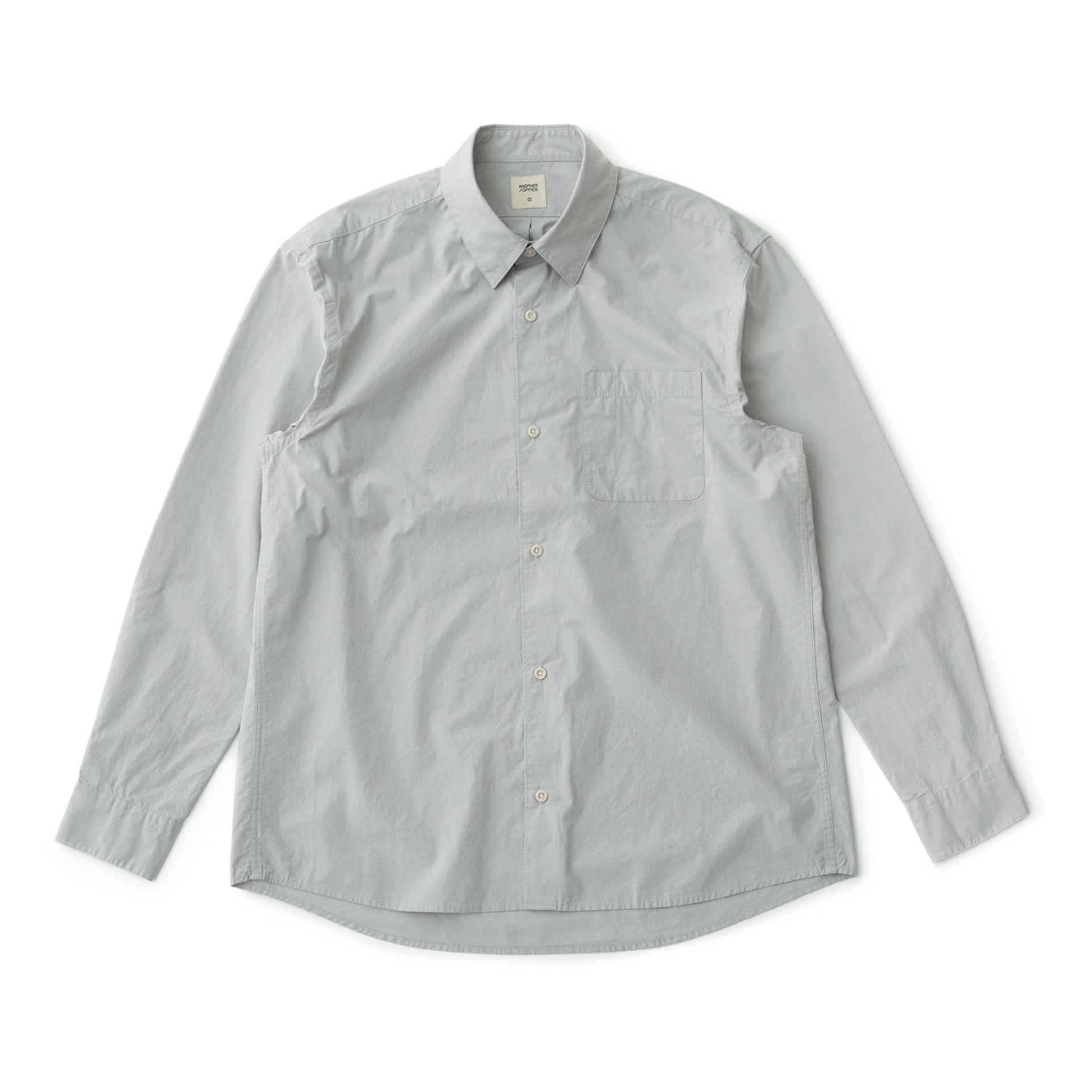 Downtown Shirt (Gray Dawn)