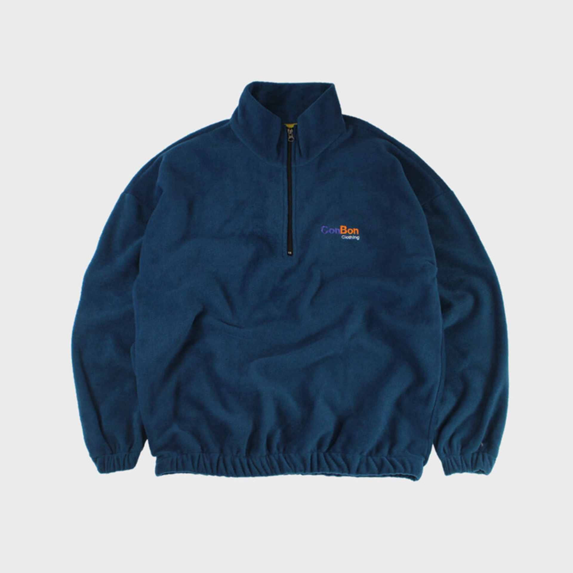 EXPRESS FLEECE ZIP (BLUE GREEN)