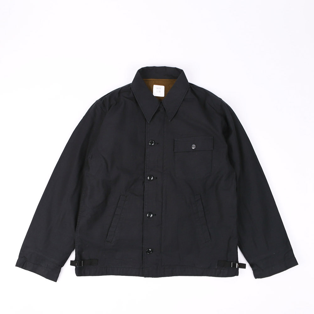 A-2 Deck Jacket (Navy)