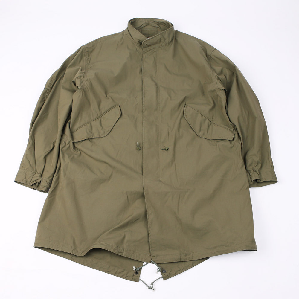 Type M-65 Fishtail (Olive)