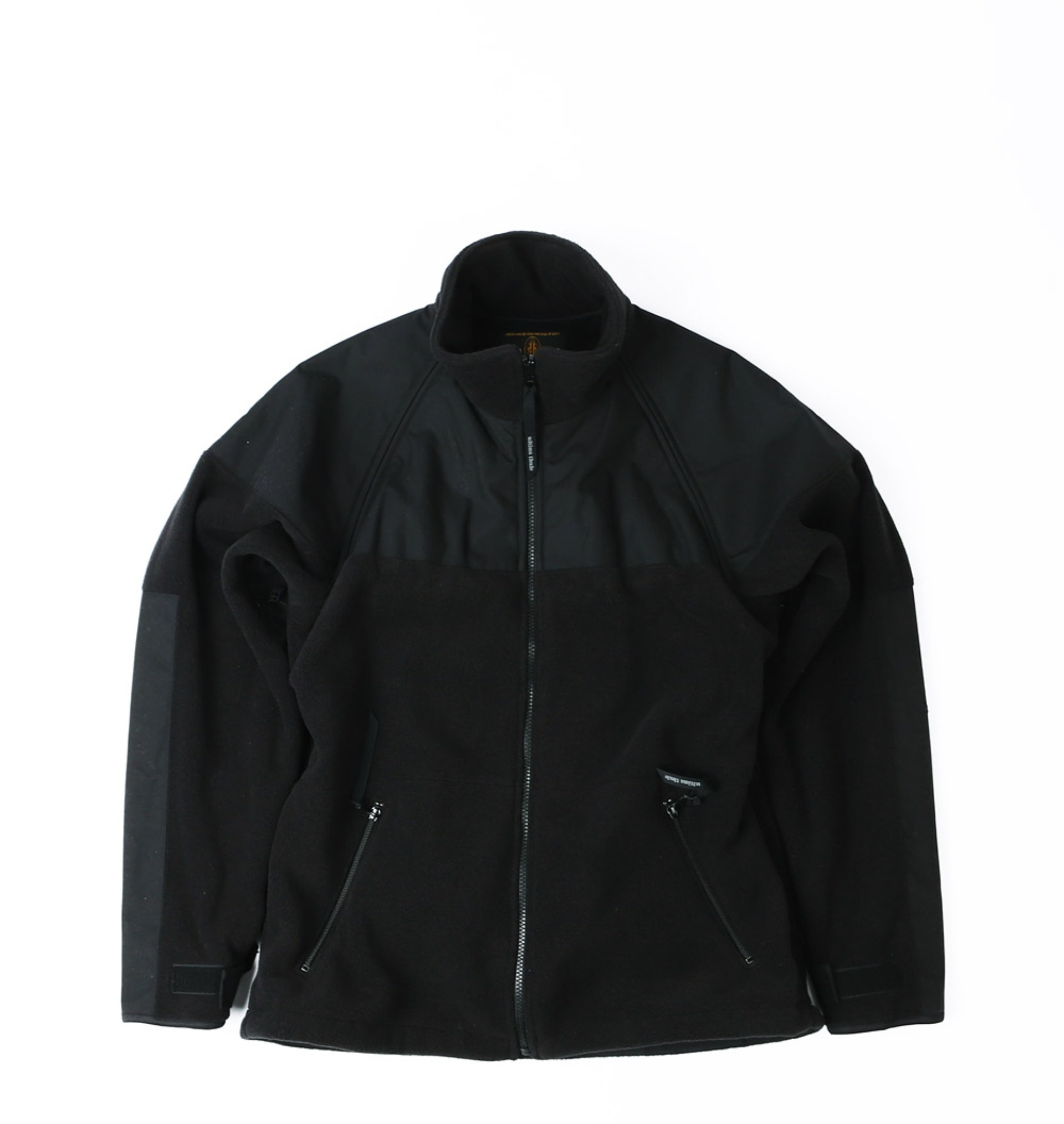 "[Ultima Thule]Equipment Tactical Jacket""THE BEYOND""(Black)"