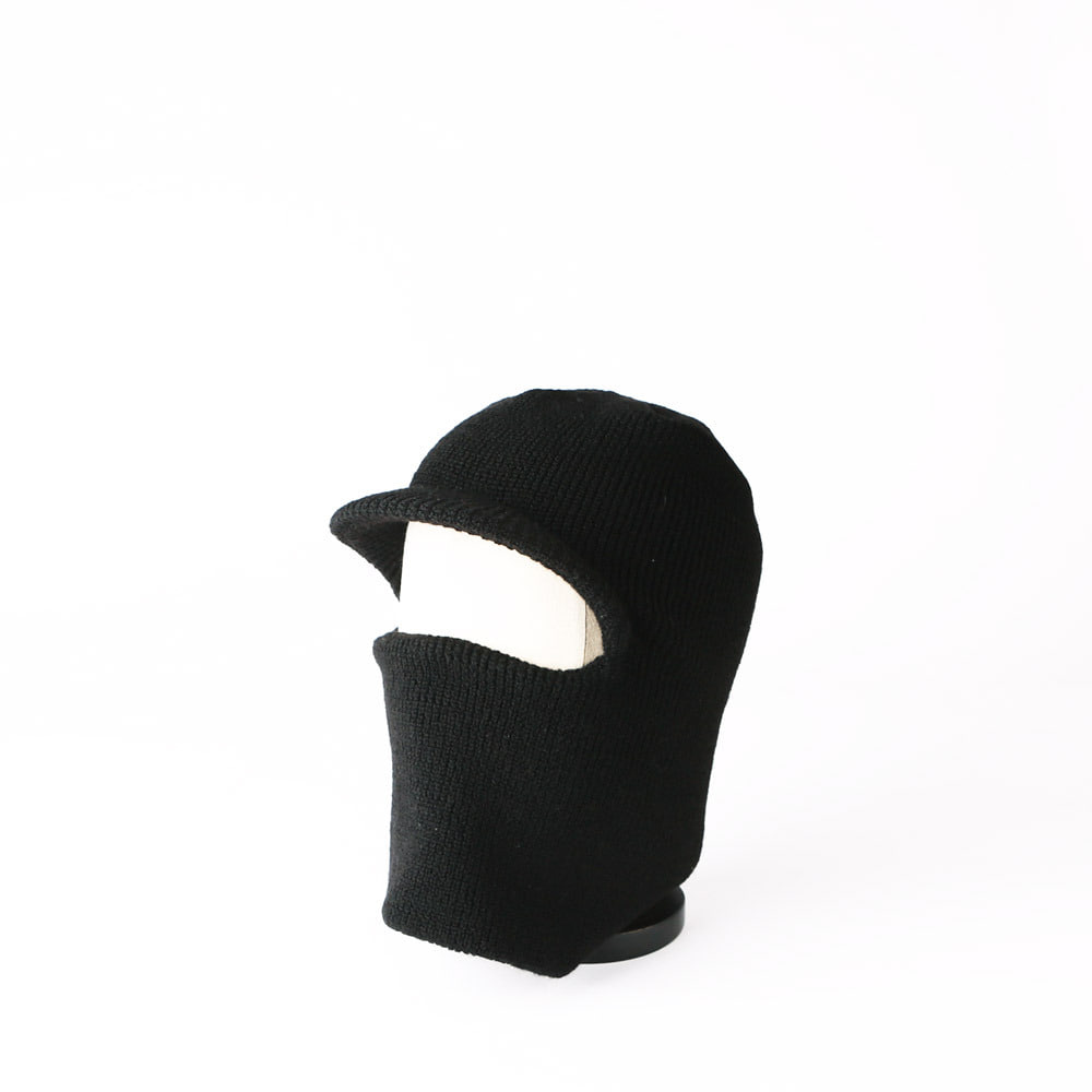 [Union Special Overalls]Military Style BeanieBALACLAVA(Black)