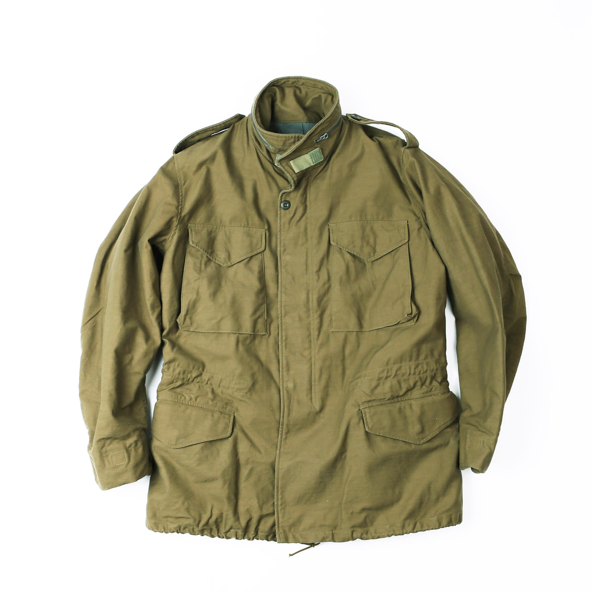 TYPE M-65 FIELD JACKET (Olive Drab)