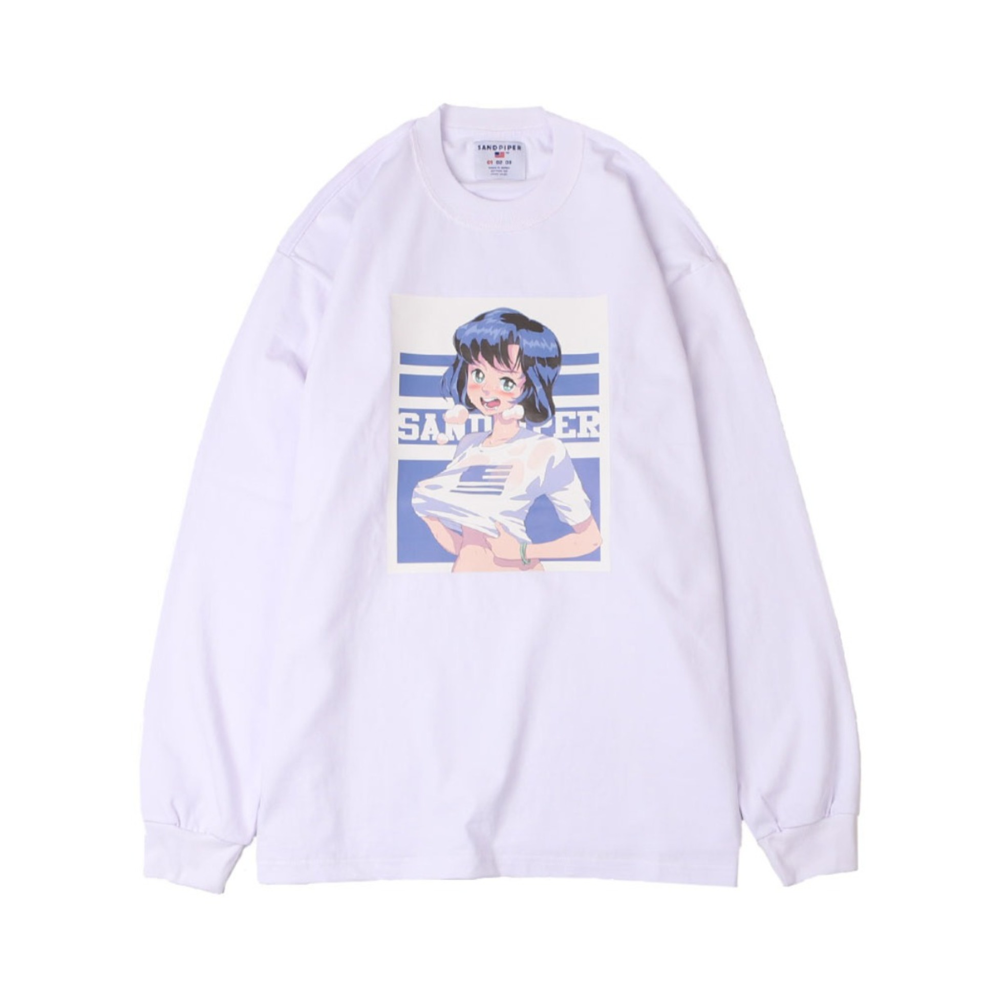 SP ANIME T SHIRTS (White)