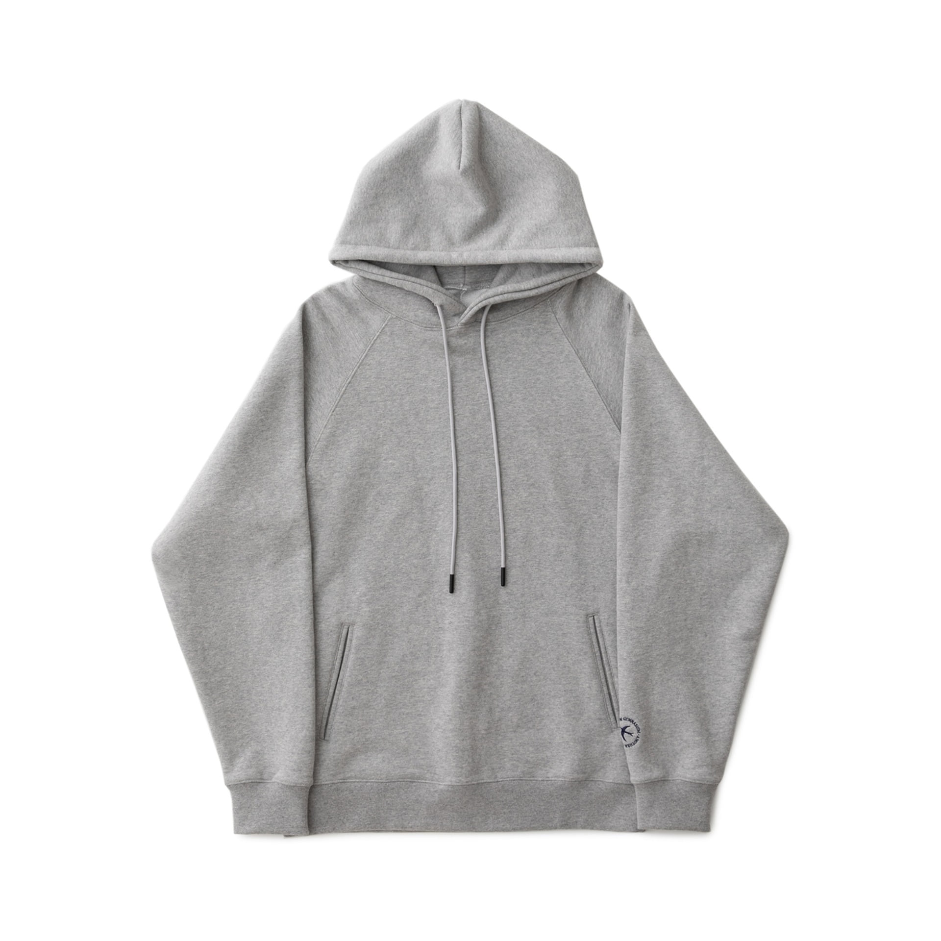 A/O 21SS Swallow Gymnasium Hoodie (Heather Gray)