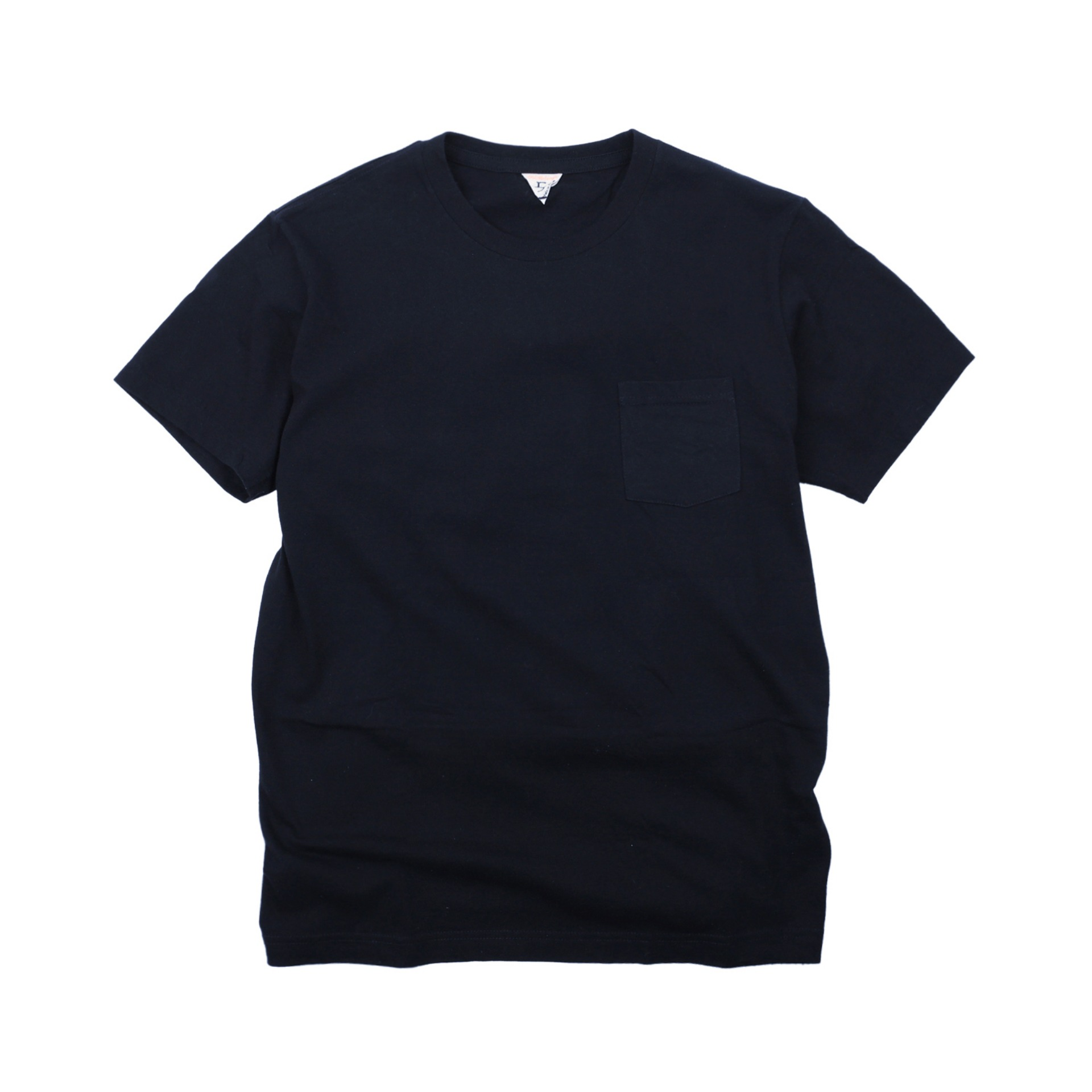 [SUNNY]Pocket T-shirtShort Sleeve T-Shirt(Deep Navy)