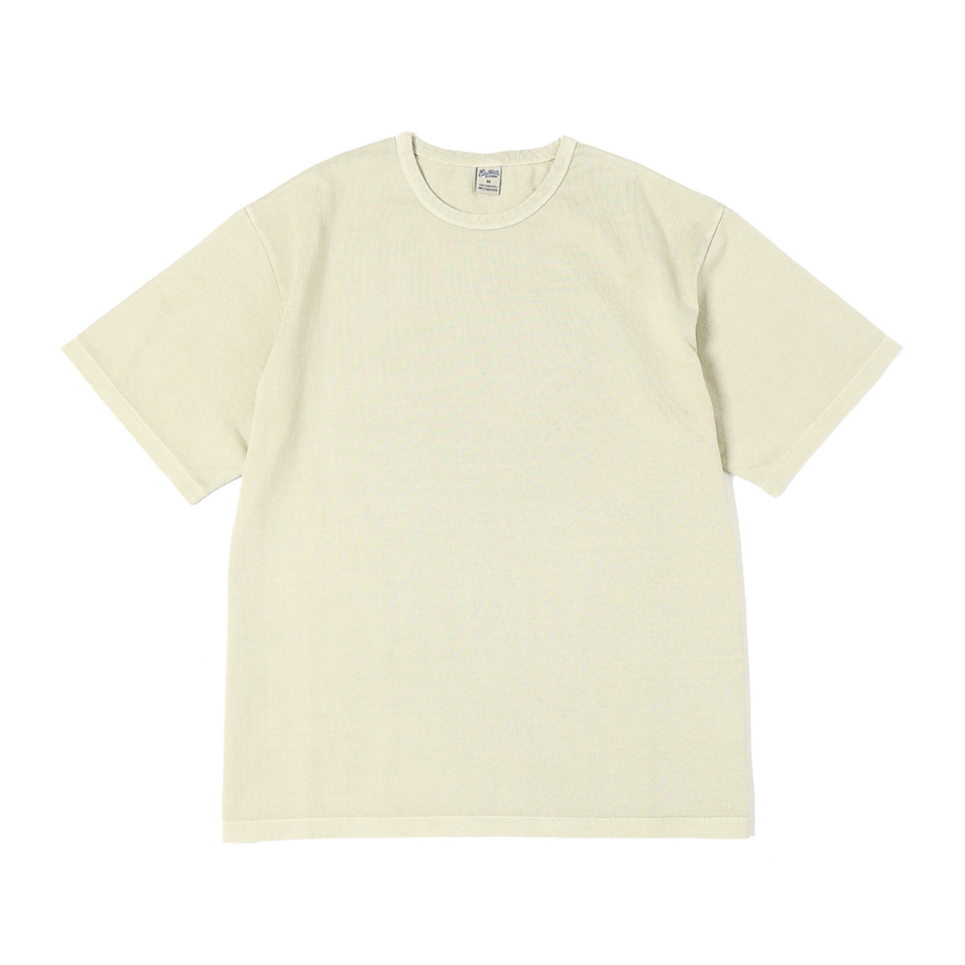 G.D. SOLID S/S TEE(OLIVE)