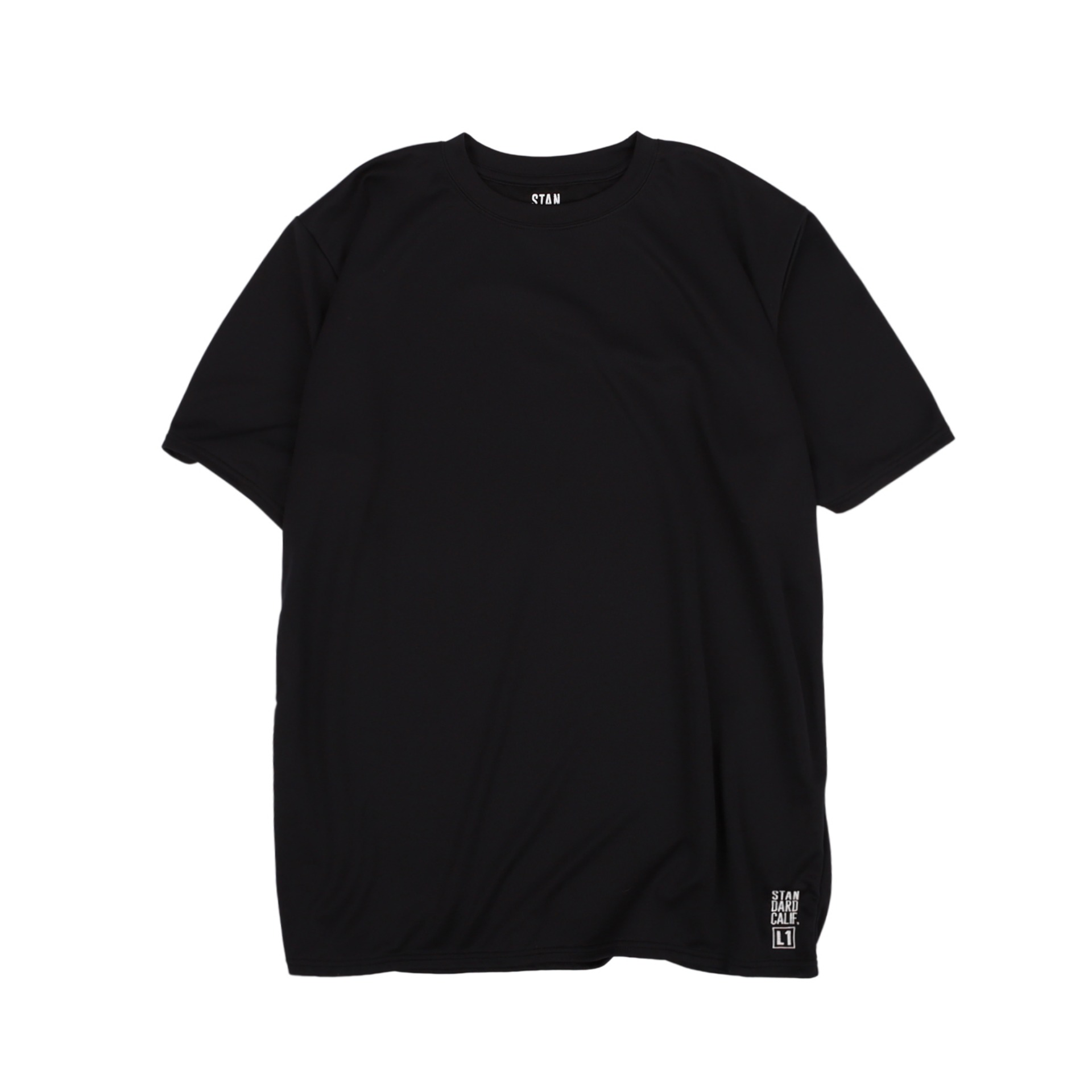 SD TECH DRY DAILY FIST LAYER SS DLS L1(BLACK)