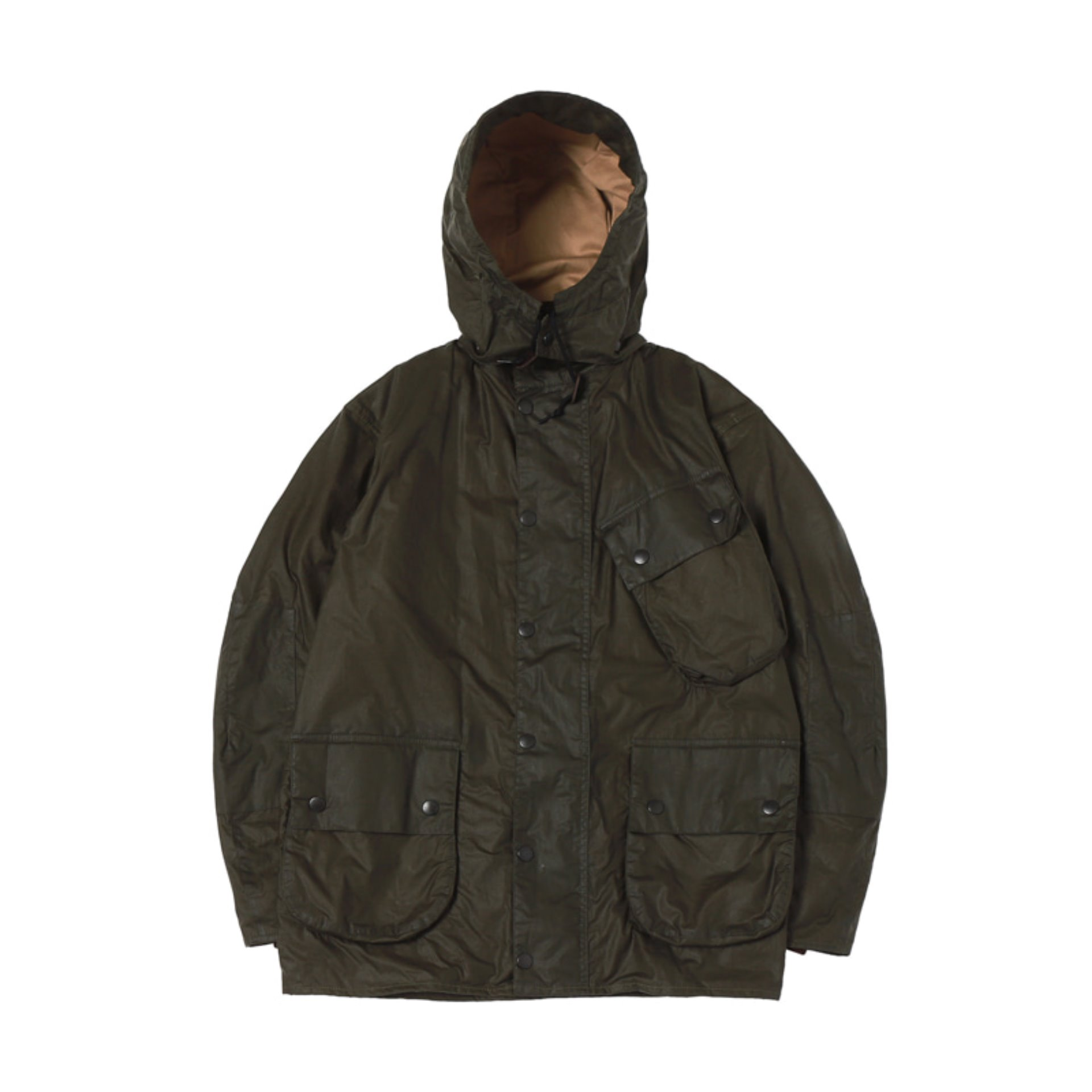 Barbour x Margarett Howell A7 Haydon Jacket(Olive)