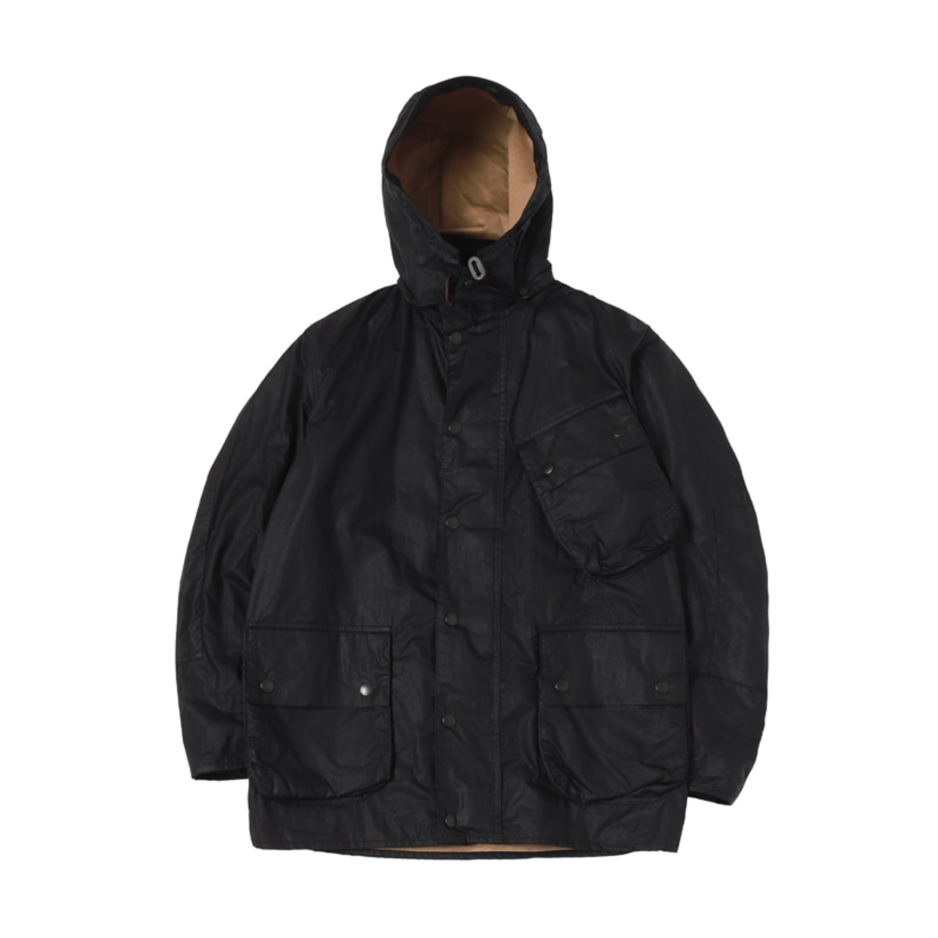 Barbour x Margarett Howell A7 Haydon Jacket(Black)