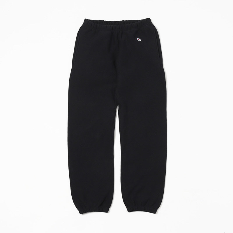 REVERSE WEAVE 11.5oz Sweatpants(Black)