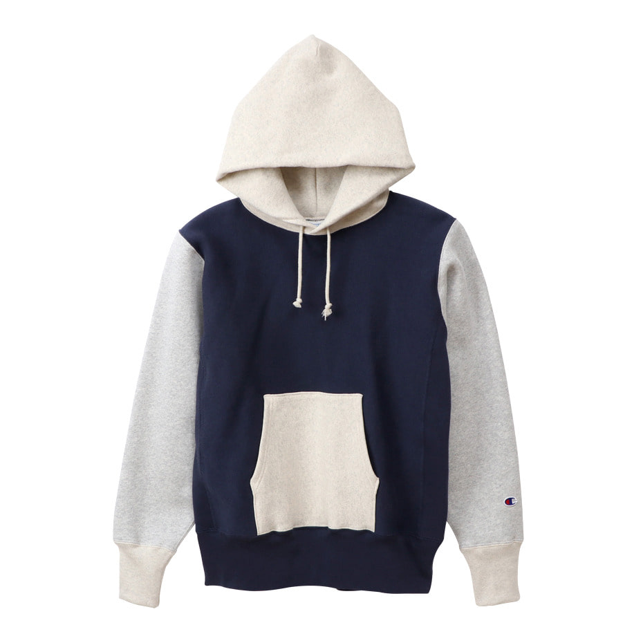 Reverse Weave®11.5OZ Blue Tag Hood Sweat (Mixed Color1 )