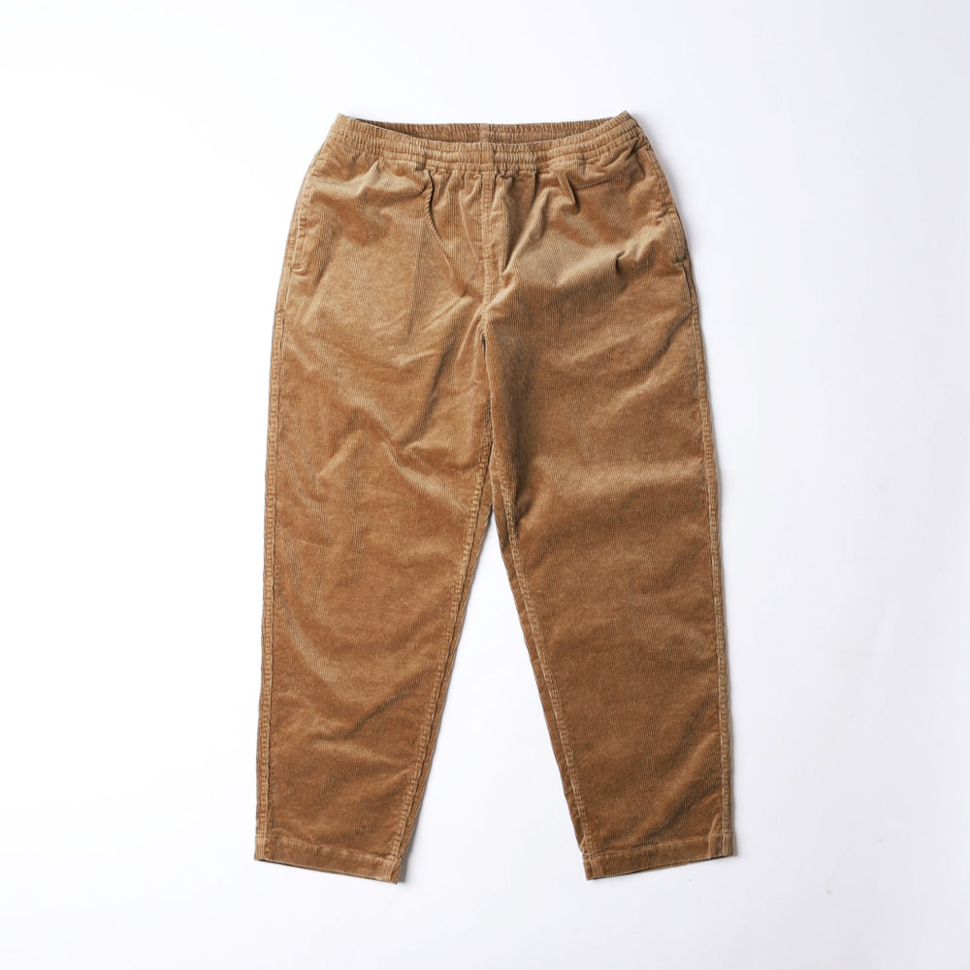 SD Stretch Corduroy Pants (Beige)