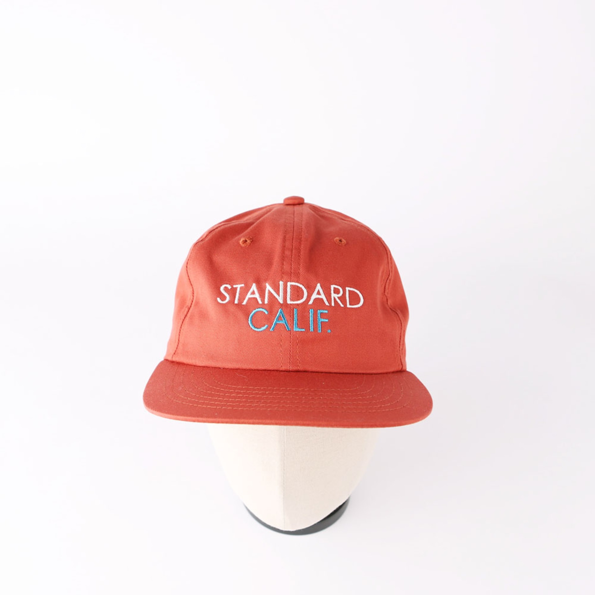 SD Logo Twill Cap (Red)
