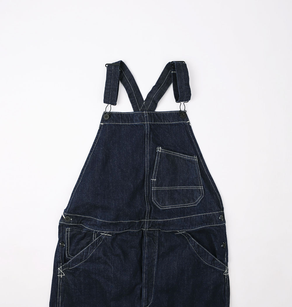 "[Union Special Overalls]Work Pants""SILVER HAMMER"" Overalls(Indigo)"