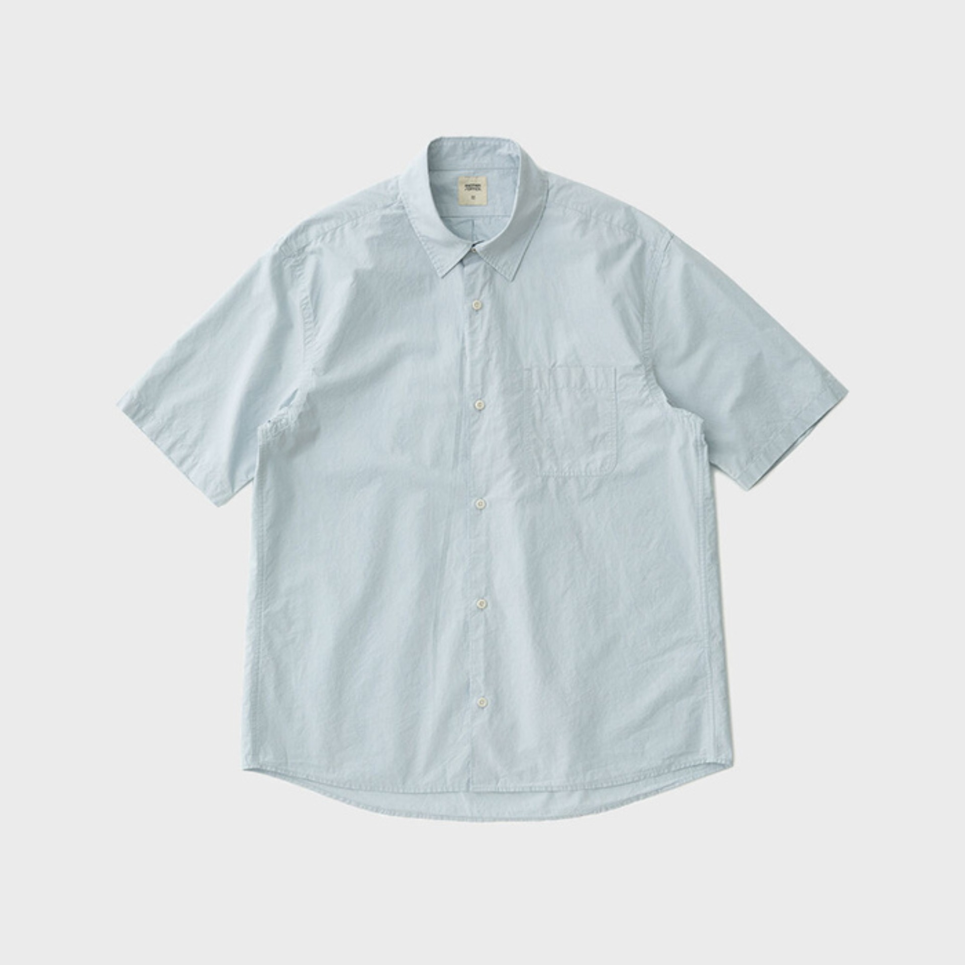 Dailylife Shirt (Mineral Blue)