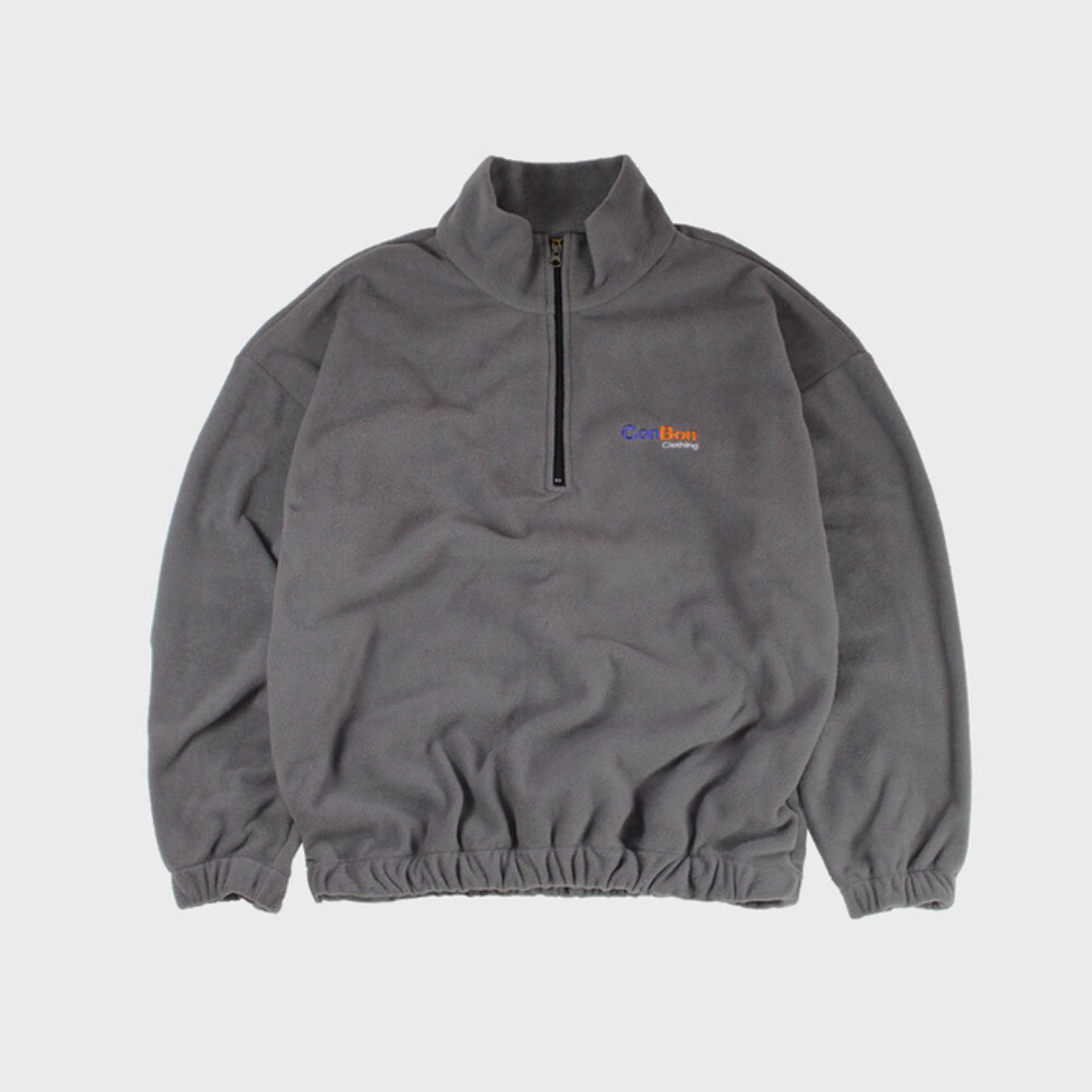 EXPRESS FLEECE ZIP (GREY)