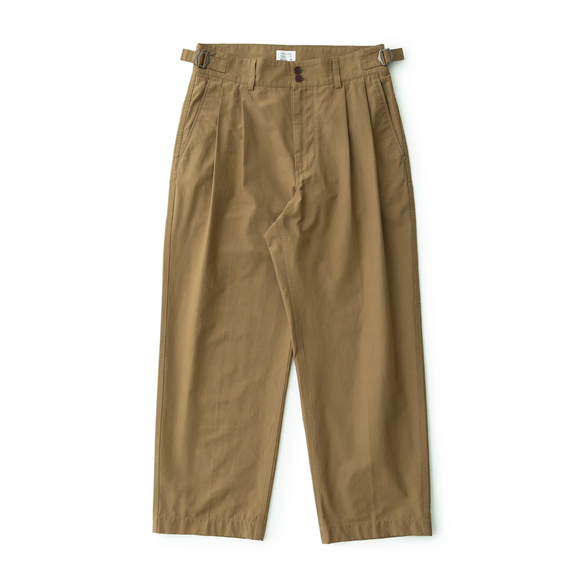 Santiago Doublecloth Pants (Tan)