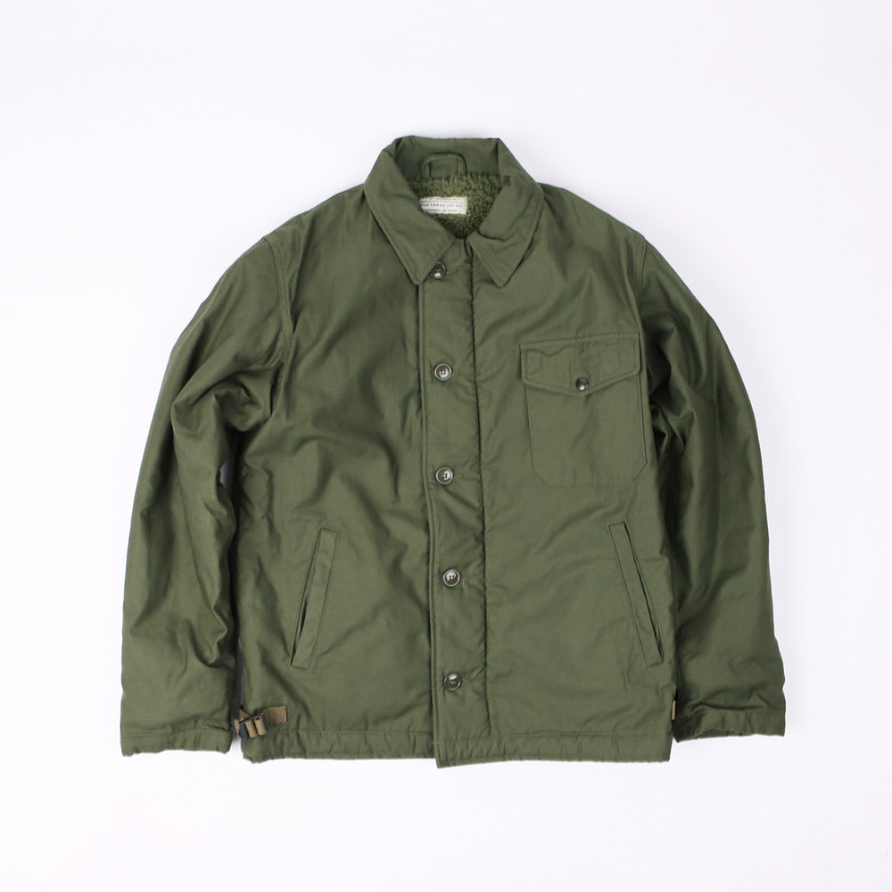 A-2 Deck Jacket (Olive Drab)