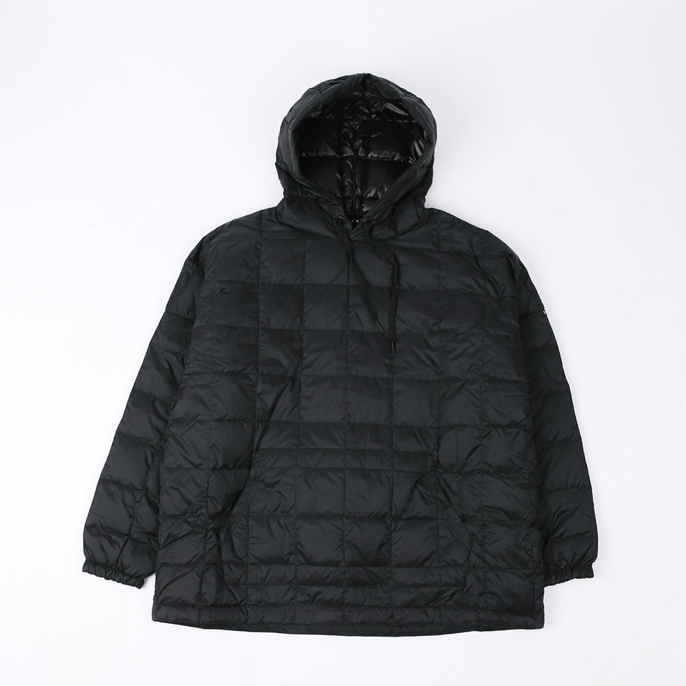 OVERSIZE DOWN Pull Over PK (Black)
