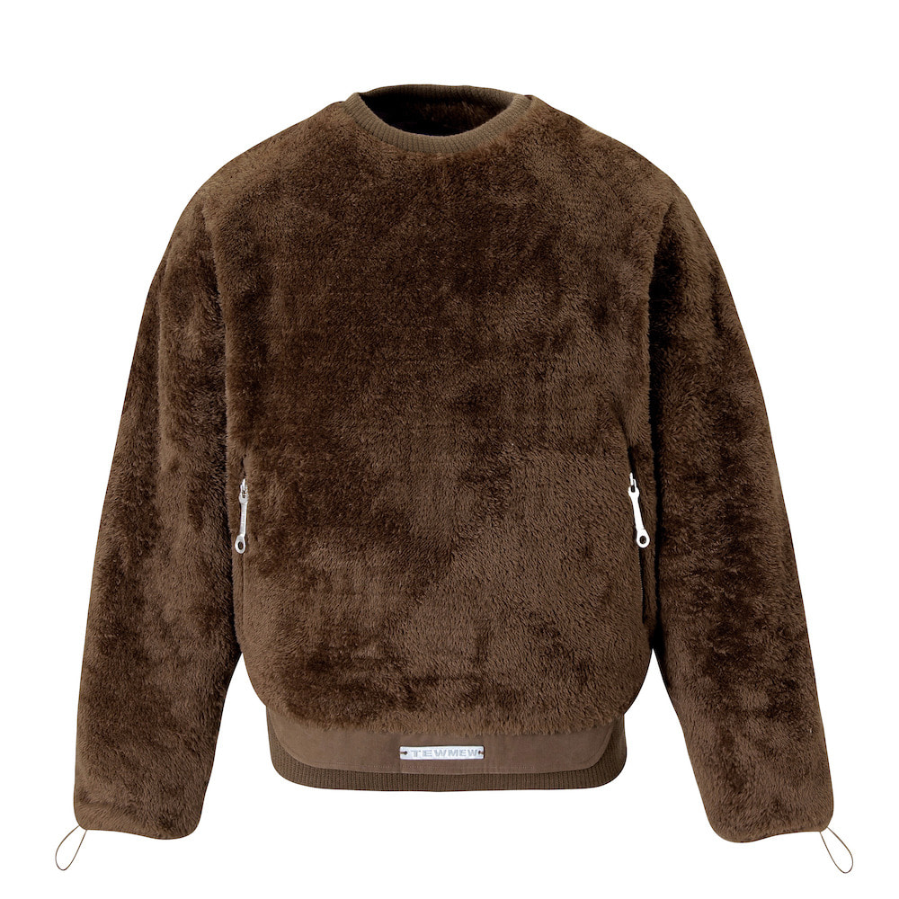 GRIZZLY PULLOVER Ver 2.0 (Brown)