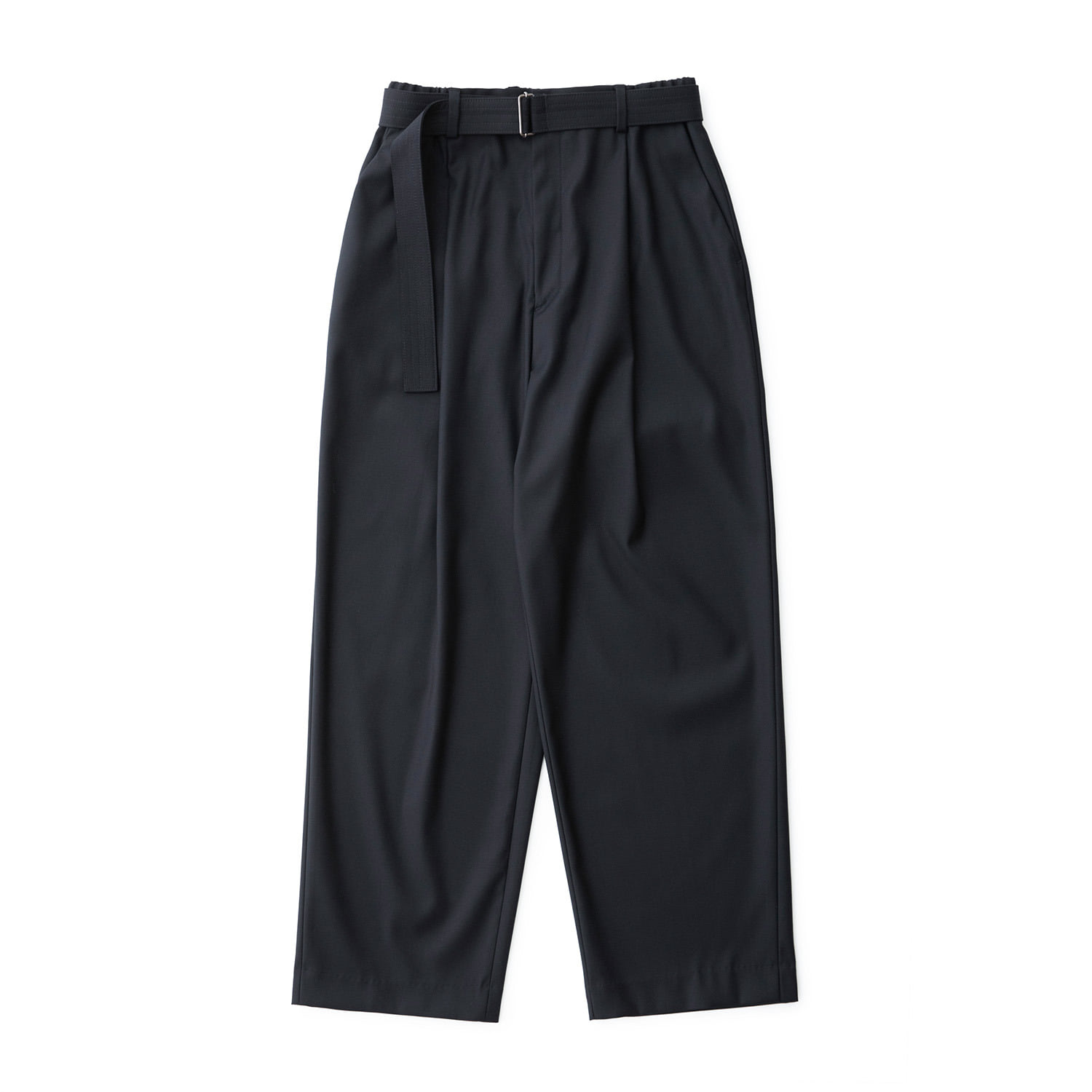 A/O 21SS Calm Banded Pants (Navy)
