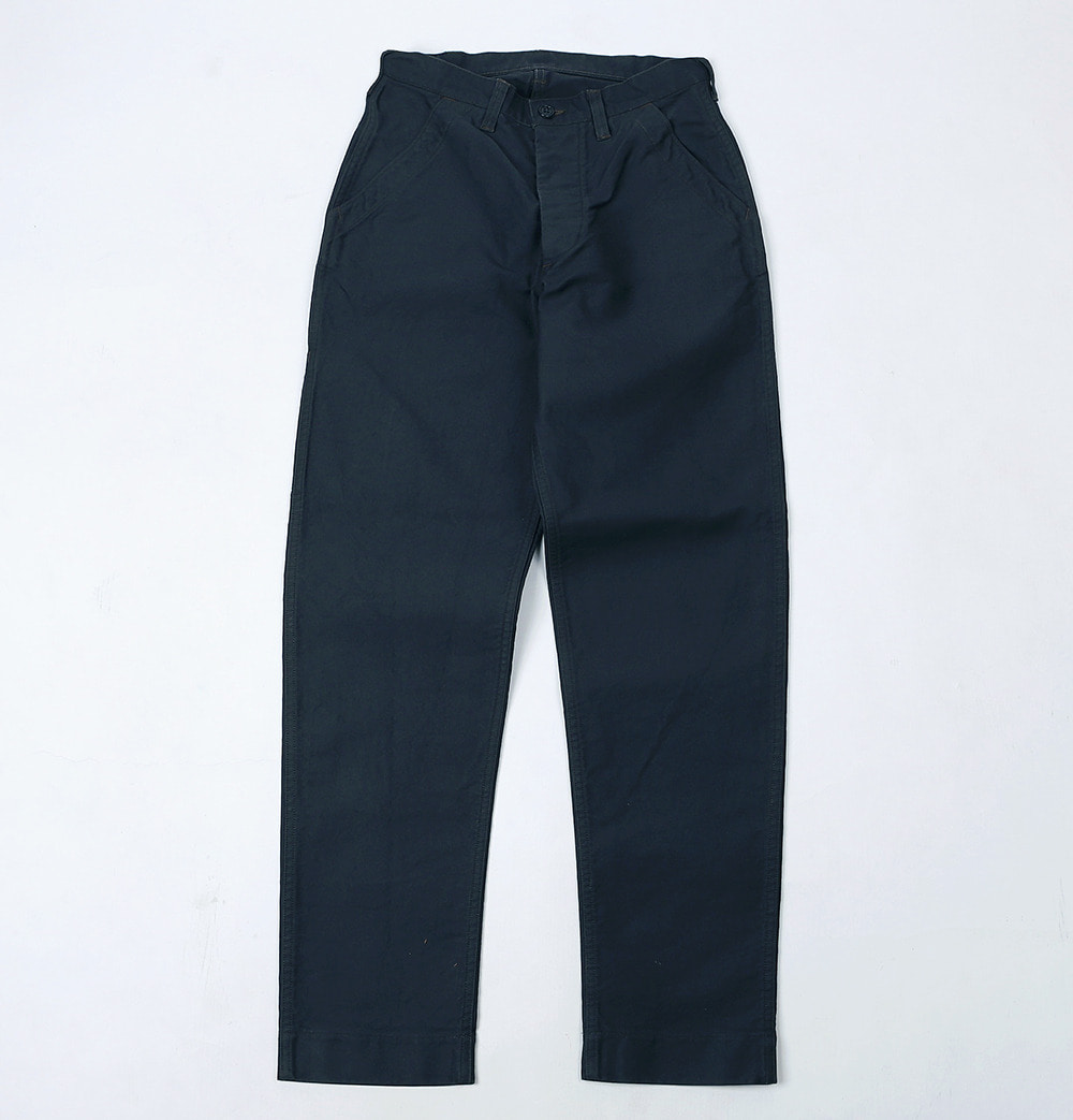 "[Union Special Overalls]Military Work Pants""U.S.N UTILITY TROUSERS""(Navy)"